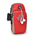 С ремешком на руку Сотовый телефон сумка для Велосипедный спорт/Велоспорт Фитнес Путешествия Бег Спортивные сумки Водонепроницаемость