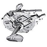 Millennium Falcon 3D пазлы Металлические пазлы Игрушки Космический корабль война 3D Взрослые 1 Куски