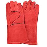 Недорогие -страхование труда перчатки сварки безопасности теплоизоляция