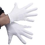 Недорогие -утолщение хлопчатобумажные перчатки парадные перчатки белые перчатки общего труда рабочих мест