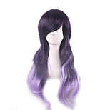 Peruca Ombre Pelucas Pelo Natural Hair Wig Perruque Women Synthetic Wigs Mori girl Wig Cosplay Pelucas Sinteticas