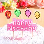 Недорогие -партия свечи украшения день рождения комплект (5 шт) с днем рождения маленькие свечи