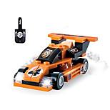 cheap -WOMA Building Blocks 45pcs Car Race Car DIY Novelty Creative Boys' Toy Gift