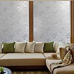 cheap -Art Deco Contemporary Window Film, PVC/Vinyl Material Window Decoration Dining Room Bedroom Office Kids Room Living Room Bath Room Shop