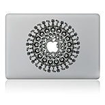 cheap -Sexy Flower  Decorative Skin Sticker for MacBook Air/Pro/Pro with Retina