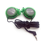NINTENDO DS earhook Earphone Stereo Bass 3.5mm jack for Earphone For Mp3 Player Computer