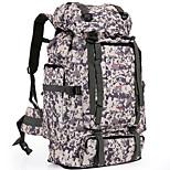 FENGTU® Outdoor Camouflage Backpack 80L Nylon Sports Bag Men And Women Backpack Hiking Camping Backpacks
