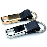 Недорогие -мужчины и женщины ключа автомобиля кольцо кожа ключ металлическое кольцо