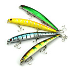 1 pcs Fishing Lures Vibration/VIB Random Colors g/Ounce mm inch,Hard Plastic Bait Casting