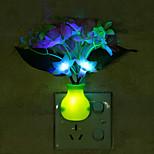 Недорогие -1 ед. Настенный светильник Перезаряжаемый Меняет цвета Простота транспортировки Компактный размер Маленький размер ABS