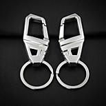 Недорогие -Мужские чисто ключевых кольцо сплава брелок автомобиля аксессуары