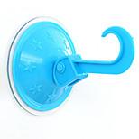 Недорогие -присоска крючок творческий вакуум повесить крючок IHOME-ш-сила стены пластик (случайные цвета)