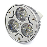 GU5.3(MR16) LED Spotlight MR16 High Power LED 280 lm Warm White Cold White K DC 12 V