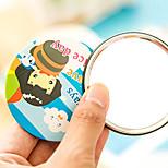 Недорогие -Зеркало для макияжа Современный Разноцветный,Высокое качество Зеркало