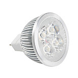 economico -400-450lm GU5.3(MR16) Faretti LED MR16 Perline LED LED ad alta intesità Bianco caldo Luce fredda 85-265V 12V