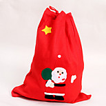 Santa Claus  Backpack Christmas Eve Gift Gift Bags 52*70Cm