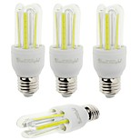 E26/E27 LED Corn Lights T 6 leds COB Decorative Cold White 600lm 6000K AC 85-265V