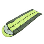 Sleeping Bag Rectangular Bag Single 10 Hollow CottonX30 Hiking Camping Traveling Outdoor Indoor Moistureproof/Moisture Permeability