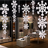cheap -Ornaments Outdoor Nativity Scenes Snowflake Residential Commercial Indoor OutdoorForHoliday Decorations