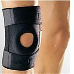 Недорогие -профессиональный спорт тепло защитное колено горцев две пружины дышащие баскетбол велосипедного работает защита посуды