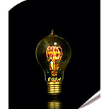 preiswerte -1pc 40W E27 E26/E27 E26 A60(A19) Warmes Weiß K Wechselstrom 110-130V Wechselstrom 220-240V V