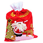 Ornaments Christmas Figurines Santa Snowflake Residential Commercial Indoor OutdoorForHoliday Decorations