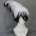 Nurarihyon no Mago Nura Rikuo Cosplay Black&White Wig  New Fashion Party Wig Costume Cosplay Wigs