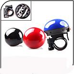 Cycling/Mountain Bike/Road Bike/MTB/Fixed Gear Bike/Recreational Cycling Bike Bells ABS Alarm horn Power by AAA battery