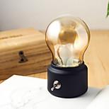 творческий ретро USB перезаряжаемые свет ночи светильника шарика атмосфера светлая спальня прикроватные освещение тепло