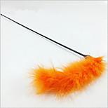 Недорогие -Кошка Игрушка для котов Игрушки для животных Дразнилки Расклешенные Плюш Для домашних животных