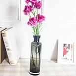 Недорогие -1 Филиал Полиуретан Гвоздика Букеты на стол Искусственные Цветы