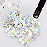 cheap -1bottle Sequins Other Decorations Glitters Fashion Lovely High Quality Daily