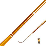 Fishing Rod Telespin Rod Carbon steel 360 cm General Fishing 4 sections Rod Moderate (M) Medium Heavy (MH)