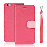 For Case Cover Card Holder Wallet with Stand Flip Full Body Case Solid Color Hard PU Leather for Huawei Huawei P9 Huawei P9 Lite Huawei
