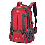 80 L Hiking & Backpacking Pack Travel Duffel Backpack Climbing Badminton Camping & Hiking Fitness Traveling Snow Sports RunningWaterproof