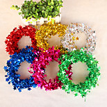 cheap -1Pcs 7.5M Stars Garland Decoration For Party Or  Wedding