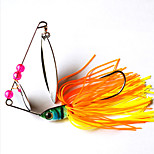 2 pcs Fishing Lures Hard Bait Random Colors g/Ounce mm inch,Plastic Metal General Fishing