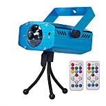 cheap -U'King LED Stage Lights Portable Easy Install Remote-Controlled Sound-Activated Cold White Green Blue Red