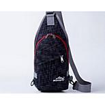 Пояс Чехол Нагрудная сумка для Восхождение Спорт в свободное время Отдых и туризм Фитнес Путешествия Спортивные сумки Водонепроницаемость