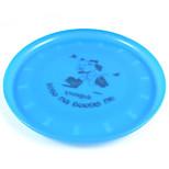 Недорогие -Собака Игрушка для собак Игрушки для животных Интерактивный Летающие тарелки Милый стиль Веселье пластик Для домашних животных