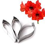 Недорогие -Наборы посуды для выпечки Цветы конфеты Шоколад Печенье Нержавеющая сталь Своими руками День Святого Валентина День рождения Свадьба