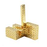 Магнитные игрушки Кубики-головоломки Неодимовый магнит Устройства для снятия стресса 64 Куски 5mm Игрушки Магнитный Квадратный Подарок
