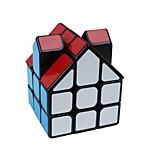 Недорогие -Кубик рубик Чужой Спидкуб Кубики-головоломки головоломка Куб Гладкий стикер Лошадь Подарок
