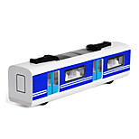 cheap -Toy Cars Truck Train Toys Simulation Music & Light Train Metal Alloy Iron Metal Pieces Kids Unisex Gift