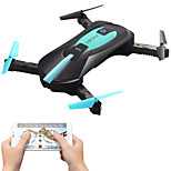 RC Drone JY 018 4CH 6 Axis 2.4G With 2.0MP HD Camera RC Quadcopter FPV LED Lighting One Key To Auto-Return Auto-Takeoff Headless Mode