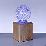 Недорогие -2 Вт. 150 lm E27 Круглые LED лампы G95 33 светодиоды Высокомощный LED Синий AC85-265