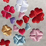 cheap -100Pcs/Set   20Mm  Heart Shaped  Sewing Applique Or  Wedding Decoration