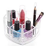 любящее сердце макияж подставка для хранения кисть косметический органайзер для помады лак для ногтей