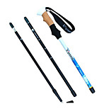 4 Nordic Walking Poles 130cm (51 Inches) Damping Foldable Light Weight Adjustable Fit Aluminum Alloy 7075Camping & Hiking Snowshoeing