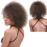 Curly Wig Synthetic Heat Resistant  Afro Kinky Curly None Lace Front Wig African American Short Wig For Women